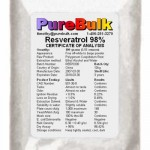 98% pure resveratrol