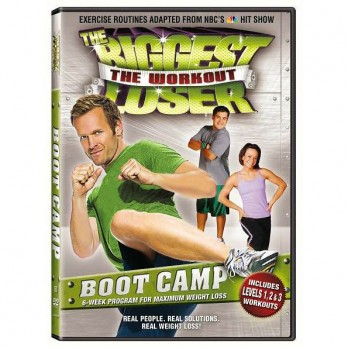 DVD for Biggest Loser Weight Loss Exercise