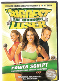 Biggest Loser Weight Loss Exercise DVD