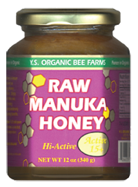 Manuka Honey Sore Throat Cure