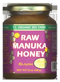 Manuka Honey Sore Throat Cure